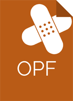 The OPF patcher icon