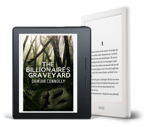 The Billionaire's Graveyard - available on Kindle