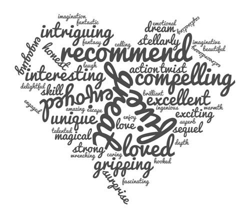 Shepherds: Awakening review wordcloud